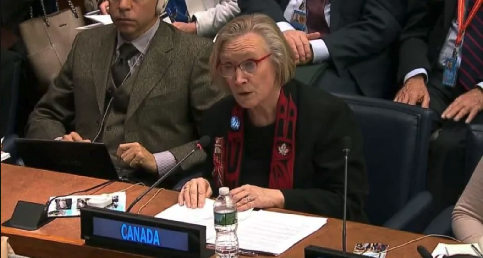 Canada officially adopts UN Declaration on the Rights of Indigenous Peoples