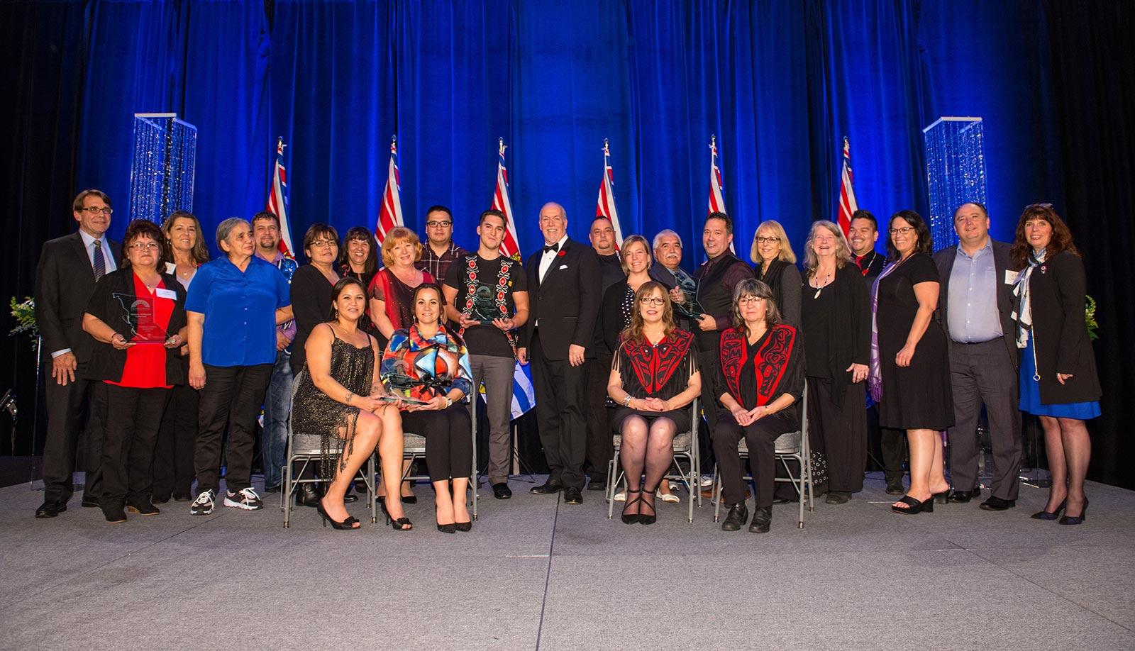 3 Nations win BC Premier's Award