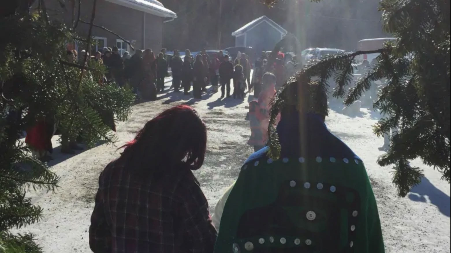 Atlin, BC, welcomes home children of residential school students